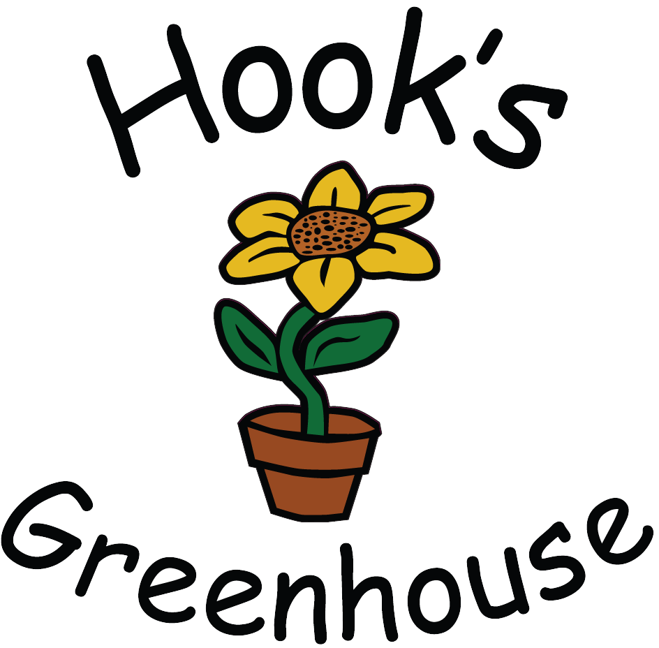 Hook's Greenhouse Logo