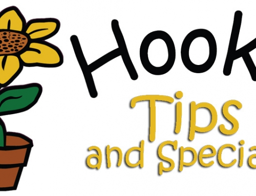 Hooks Tips & Specials 🌺