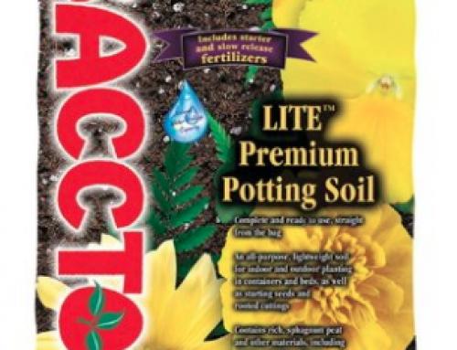 Baccto & Garden Magic Soils